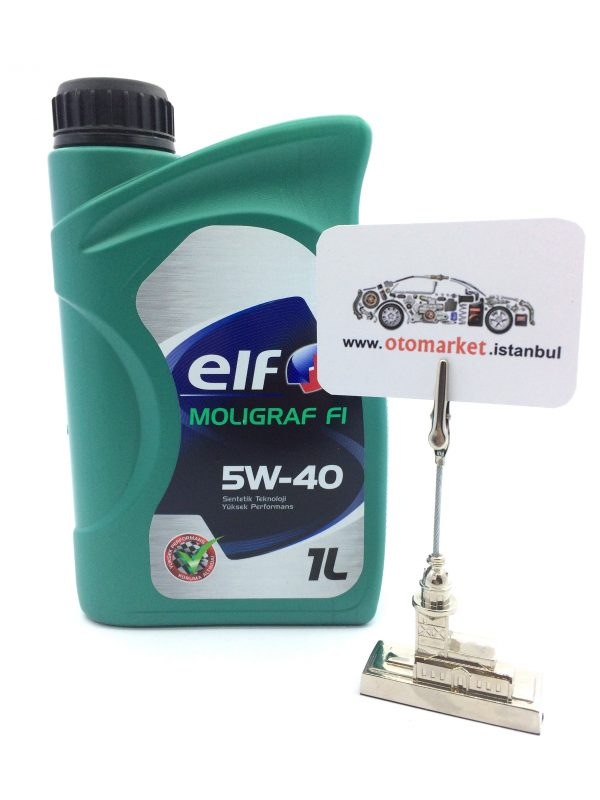 Elf Moligraf F1 5w-40 (1LT)