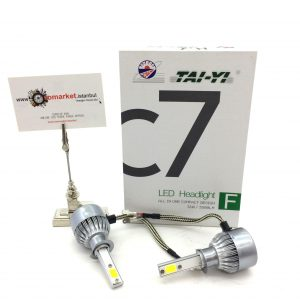 Led Xenon Ampül H1