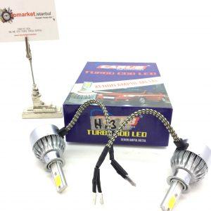Led Xenon Ampül H3